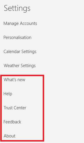 Supercharge Your Windows 10 Calendar With This Guide windows calendar app settings