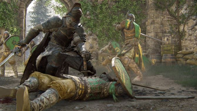 Tips and Tricks for Playing For Honor 02 For Honor Cutscene