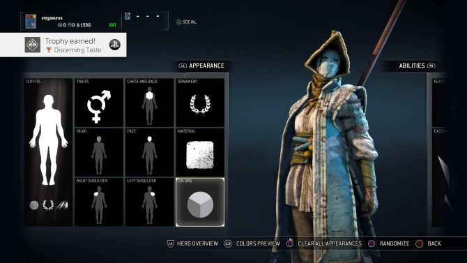 Tips and Tricks for Playing For Honor 04 For Honor Cosmetics