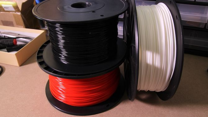 Multiple Filament Reels