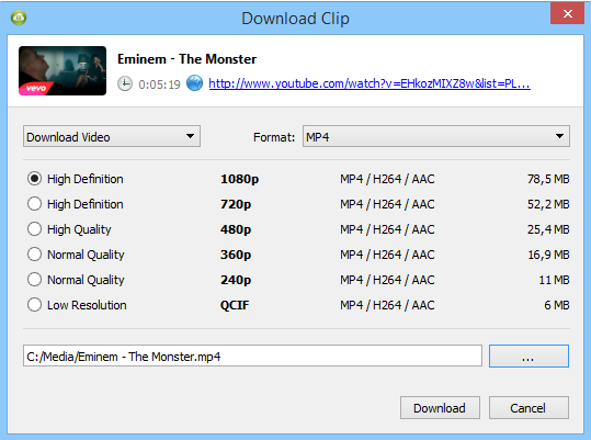 How to Download All Videos from a YouTube Playlist 4k video downloader