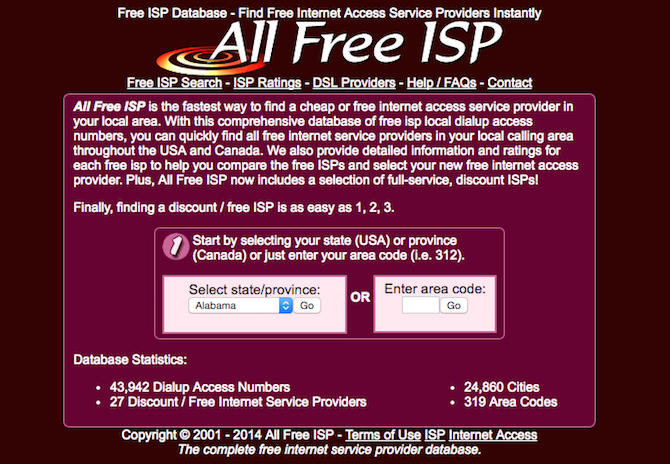 How to Find Totally Free Unlimited Internet Access Almost Anywhere AllFreeISP 670x464