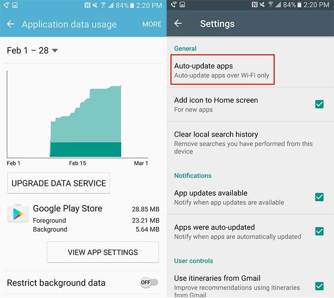 How to Track Data Usage for Individual Android Apps AndroidData1