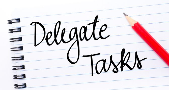 Delegation: A Must Have Leadership Skill to Reduce Your Workload DelegateTasks shutterstock 449046397