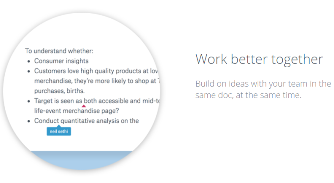 How Dropbox Paper Takes on Google Docs and Office Online Dropbox Paper Collaborative Features