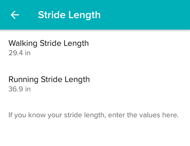 13 Fitbit Fitness Tracking Tips You May Not Be Using Yet Fitbit Tips Stride Length