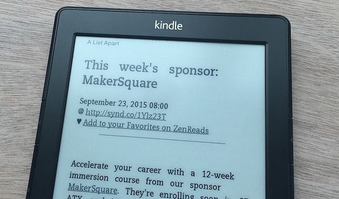 5 Brilliant Kindle Apps and Sites Every Ebook Lover Needs Kindle apps sites Zenreads