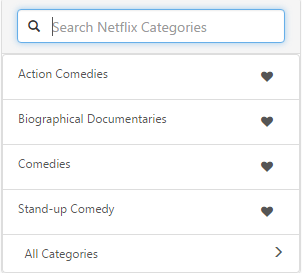 Browse Netflix's Secret Categories With This Chrome Extension NetflixCategories