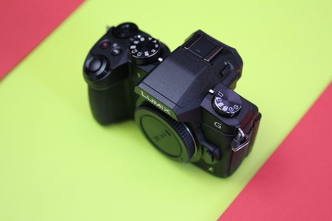 Panasonic G80 Body
