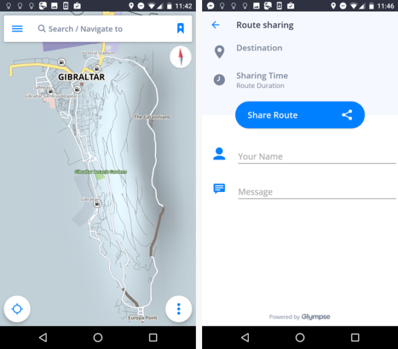 The 4 Best Free Offline GPS Apps for Android to Navigate Anywhere Sygic 571x500