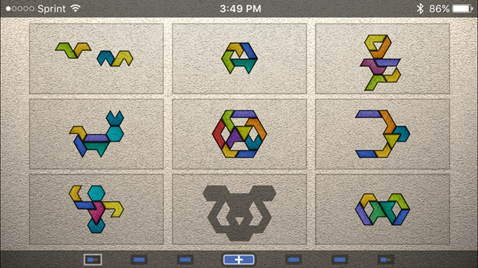 8 Relaxing iPhone Puzzle Games That Can Help You Unwind TriZenPuzzles iPhone
