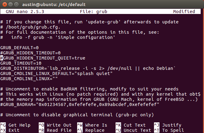 How to Compile Your Own Linux Kernel Ubuntu GRUB