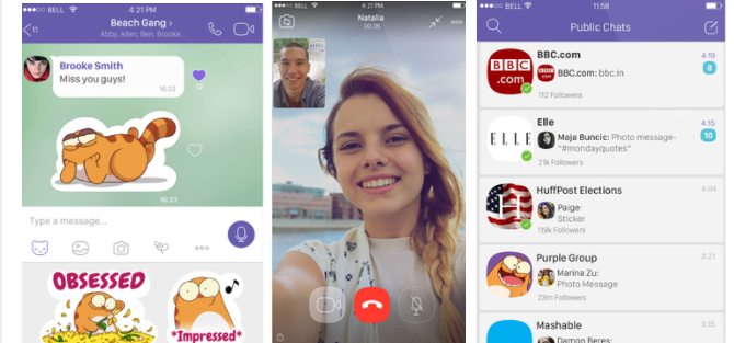 Fed Up With Skype? Here Are 6 of the Best Free Alternatives Viber 670x313