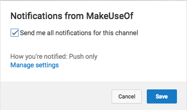 How to Receive Alerts When a YouTube Channel Uploads a New Video YouTube Channel