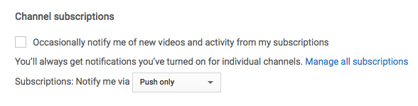 How to Receive Alerts When a YouTube Channel Uploads a New Video YouTube Notifications