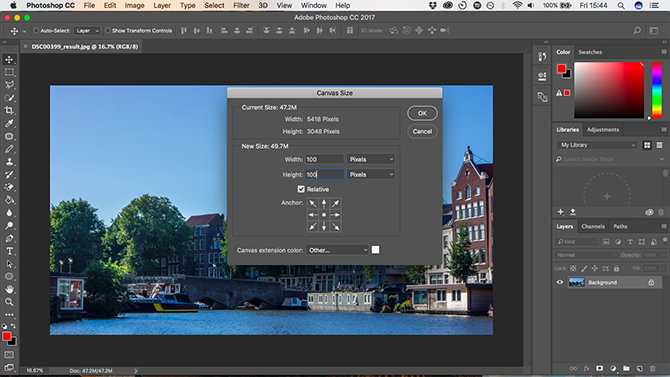 10 Must-Know Introductory Photoshop Skills for Beginner Photographers add frame