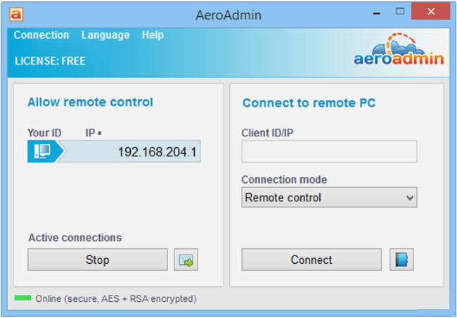 7 Easy Screen-Sharing and Remote-Access Tools aero admin