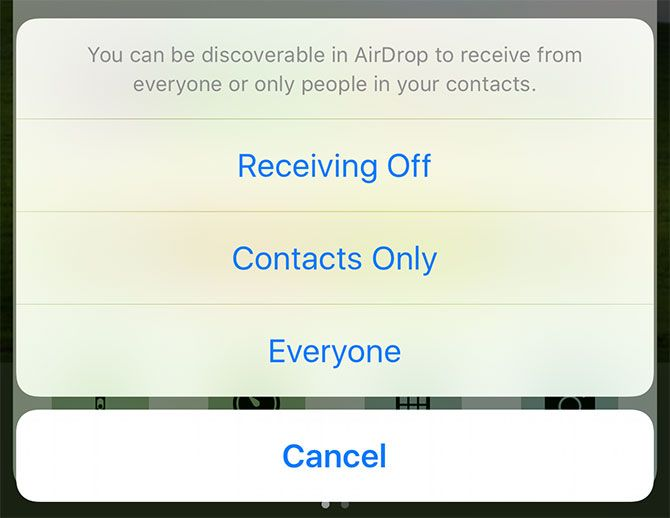 5+ Simple Ways to Upload & Share Videos From Your iPhone airdrop enable