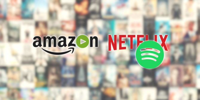 Amazon Prime vs. Netflix and Spotify Combined