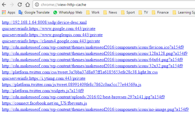 10 Hidden Google Chrome Pages and What You Can Do With Them chrome http cache 670x387