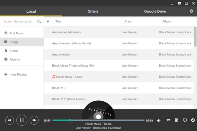Switching to Chromebook: 8 Apps to Replace Your Desktop Favorites chromebook app enjoy music