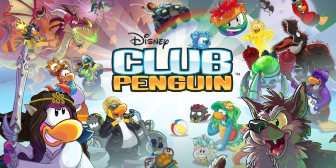 Club Penguin Dies and Generation Z Cries