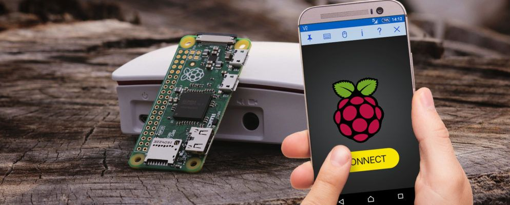 Setup VNC on Raspberry Pi to Remotely Control It with Any PC or Phone