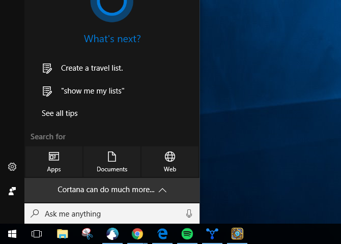 10 Awesome Mac Features You Can Get on Your Windows PC cortana