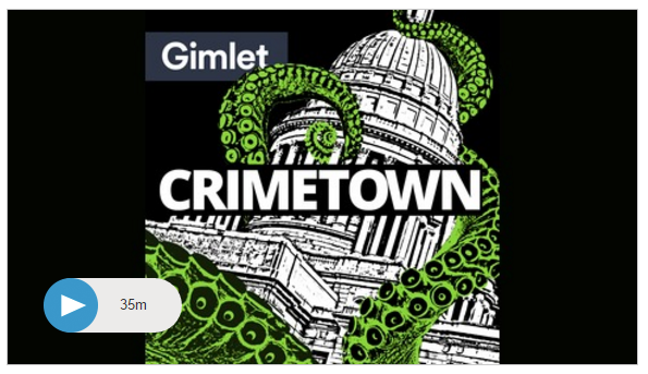 12 Podcasts Guaranteed to Make Your Commute Easier crimetown