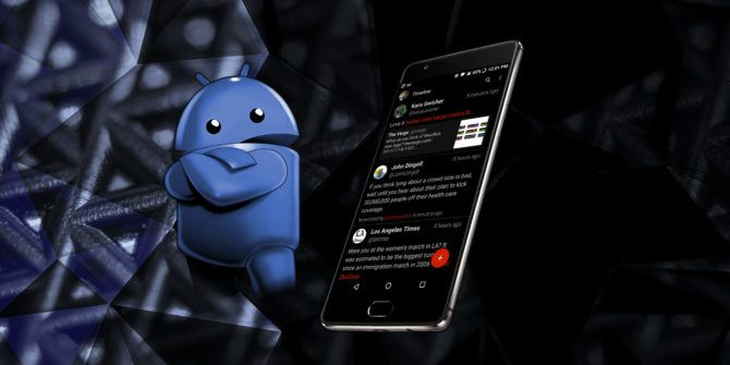 14 Dark-Themed Android Apps for Your AMOLED Smartphone