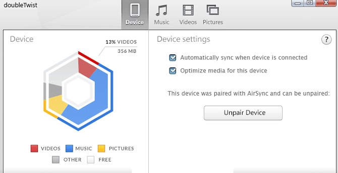 5 iTunes Alternatives for Windows to Play Music or Manage iPhone or iPad doubletwist 670x344