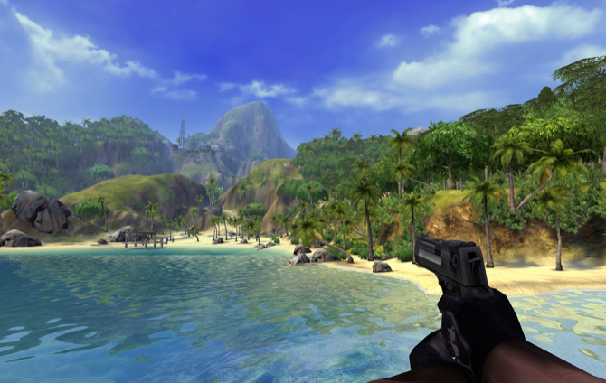 10 Awesome PC Shooters You Can Get for Under $10 far cry