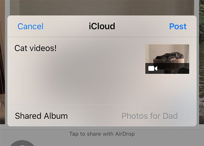 5+ Simple Ways to Upload & Share Videos From Your iPhone icloud photo sharing