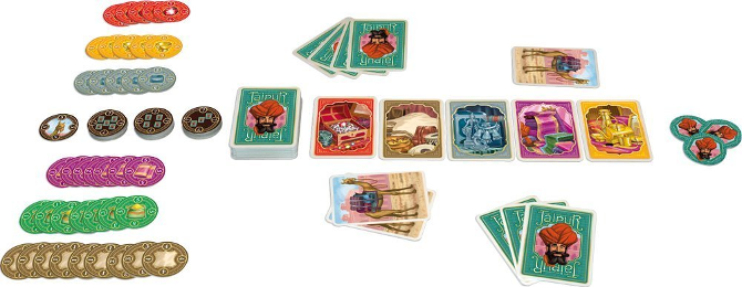 The Best Family Board Games You've Never Heard Of jaipur