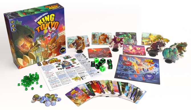 The Best Family Board Games You've Never Heard Of king of tokyo