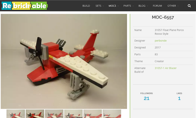 5 Tools for LEGO Fans to Geek Out Over Bricks lego sites rebrickable