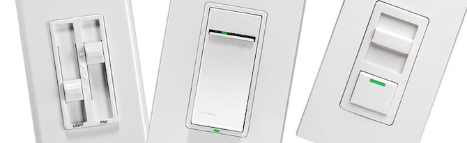 Apple HomeKit's Hottest New Products for 2017 leviton controls