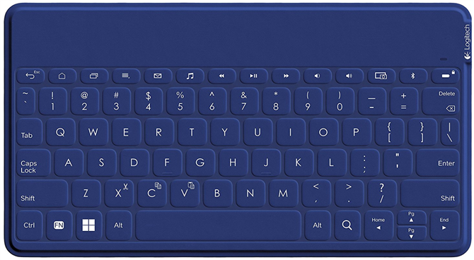 logitech keyboard keys-to-go