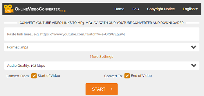 online video convertor