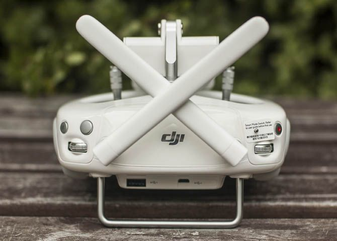 DJI Phantom 4 Review phantom4 remote