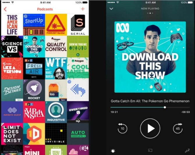 7 Easy Ways to Manage Your Podcast Collection pocket casts