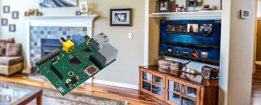 Install Kodi to Turn Your Raspberry Pi Into a Home Media Center