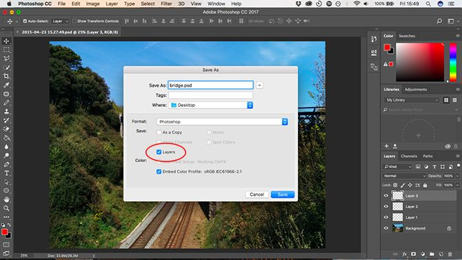 10 Must-Know Introductory Photoshop Skills for Beginner Photographers save as psd
