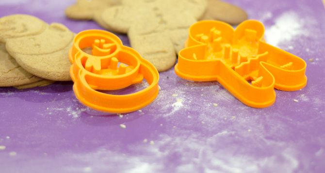 Skriware 3D Printer Review skriware cookie cutters