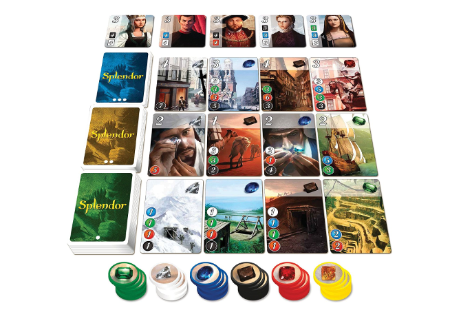 The Best Family Board Games You've Never Heard Of splendor