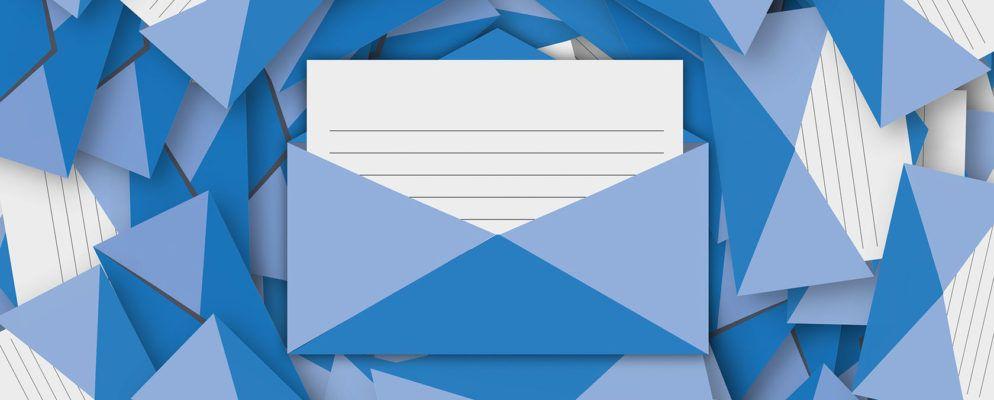 Verhindern, dass Ihre E-Mails in Outlook und Gmail