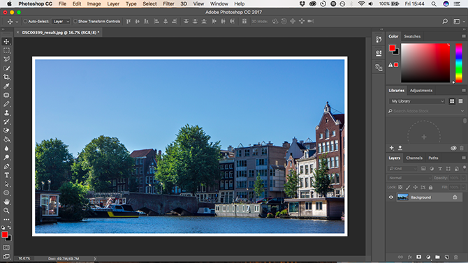 10 Must-Know Introductory Photoshop Skills for Beginner Photographers with frame
