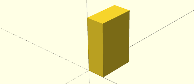 Beginner's Guide to OpenSCAD: Programming 3D Printed Models