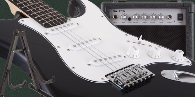 Today Only: Get 25% Off Everything You Need to Play Guitar [CA]