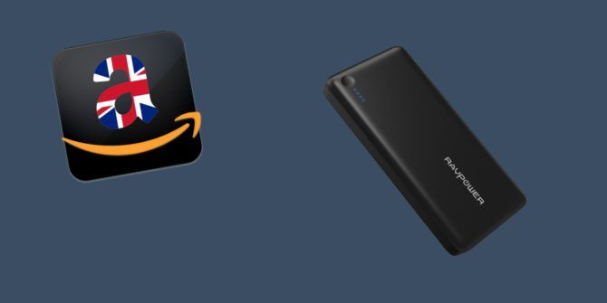 There's Up To 75% Off Your Favourite RAVPower Chargers & Powerbanks [UK]